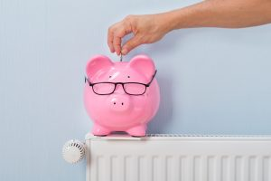 save on heating costs