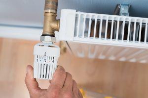 thermostatic radiator valve (TRV)