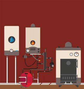 boiler size