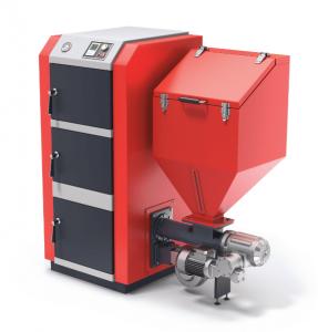 Wood pellet boiler installation cost